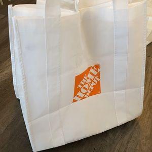 The Home Depot| reusable shopping bags